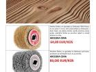 Ščetkanje lesa